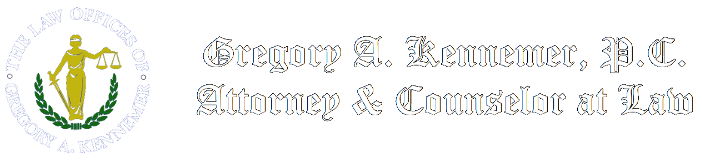 The Law Offices of Gregory A. Kennemer